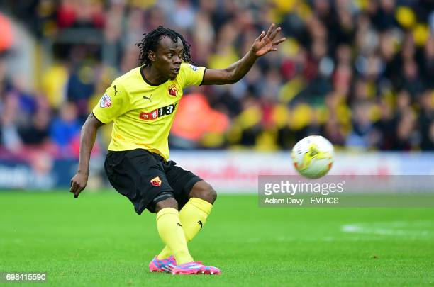Watford's Juan Carlos Paredes