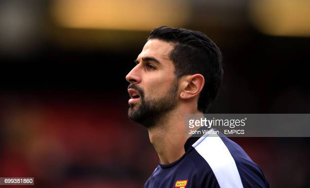 Watford's Miguel Angel Britos