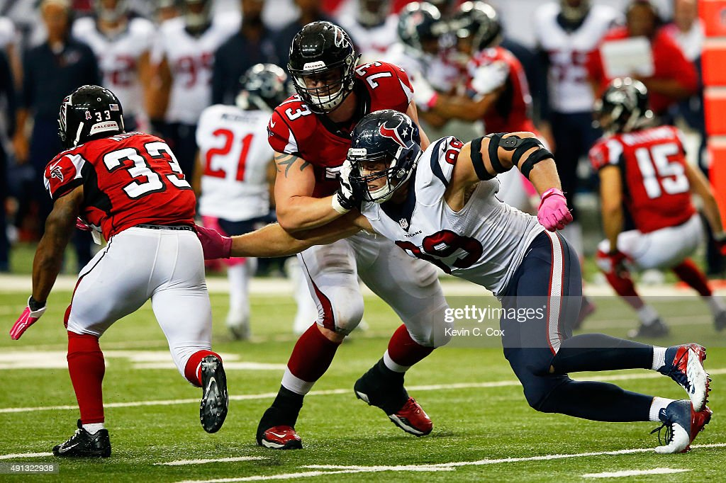 NFL Jerseys Official - Houston Texans v Atlanta Falcons | Getty Images