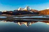 Germany, Bavaria, Berchtesgaden, Alps