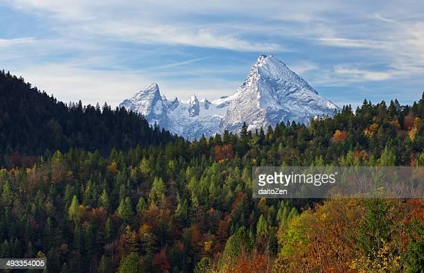 Watzmann Berchtesgaden, Germany