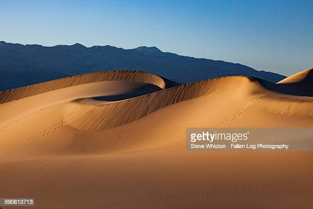 Wave of Sand Dunes