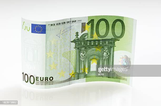 Billet de 100 euros des Galapagos