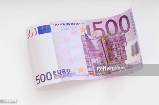 Des Galapagos hundret Billet de 5 euros