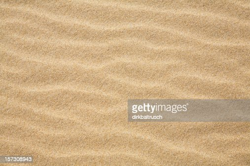 waves of sand