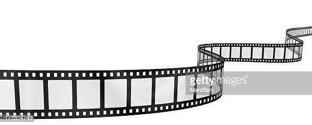 wavy filmstrip