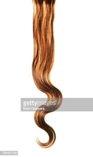 Wavy hair : Stock Photo