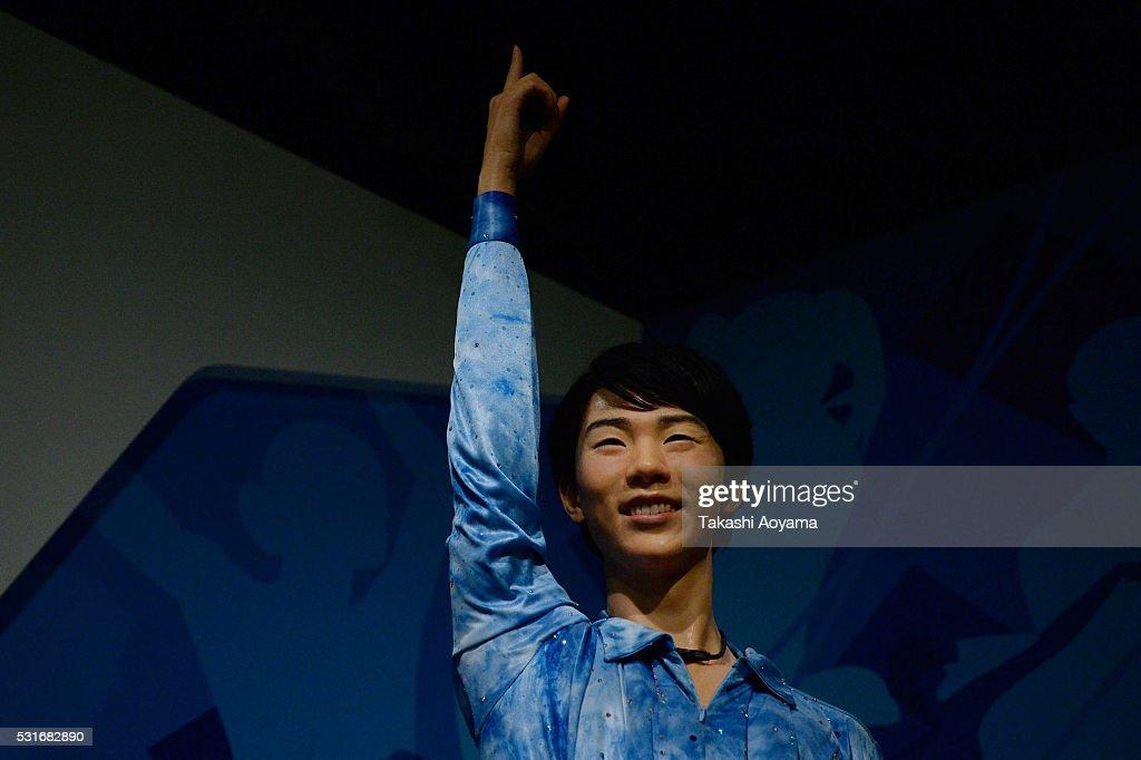[Imagen: wax-figure-of-figure-skater-yuzuru-hanyu...d531682890]
