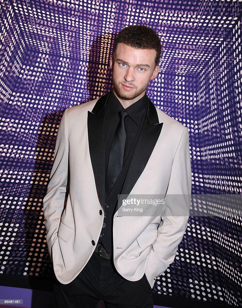 A wax figure of <a gi-track='captionPersonalityLinkClicked' href=/galleries/search?phrase=Justin+Timberlake&family=editorial&specificpeople=157482 ng-click='$event.stopPropagation()'>Justin Timberlake</a> is displayed at Madame Tussaud's Wax Museum on July 29, 2009 in Hollywood, California.