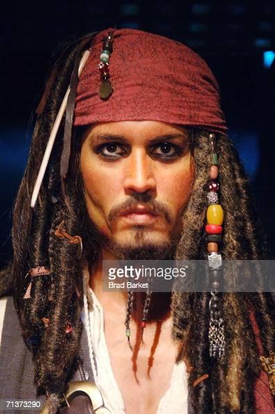 Jack Sparrow Stock Fotos Und Bilder Getty Images