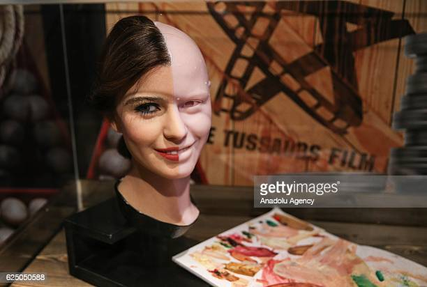 Waxwork of Turkish actress Beren Saat is under development at the world's 21st and Turkey's first Madame Tussauds wax museum which will be opened on...