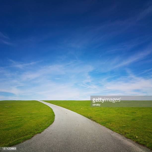 Weg zum Himmel