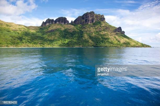 Waya Island en Fiji