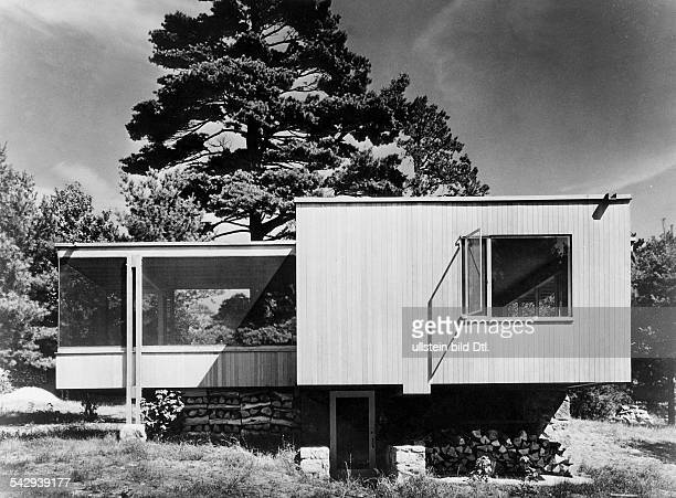 marcel breuer stock photos and pictures getty images. Black Bedroom Furniture Sets. Home Design Ideas