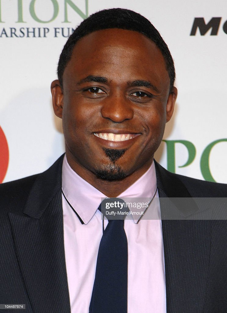 Wayne Brady attends at Raleigh Studios on September 25, 2010 in Los Angeles, California.