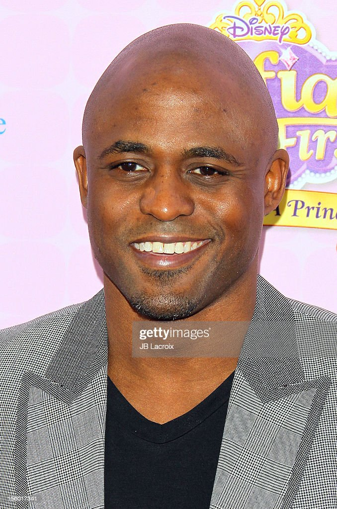 <a gi-track='captionPersonalityLinkClicked' href=/galleries/search?phrase=Wayne+Brady+-+Actor&family=editorial&specificpeople=217495 ng-click='$event.stopPropagation()'>Wayne Brady</a> attends the premiere of Disney Channels' 'Sofia The First: Once Upon a Princess' at Walt Disney Studios on November 10, 2012 in Burbank, California.