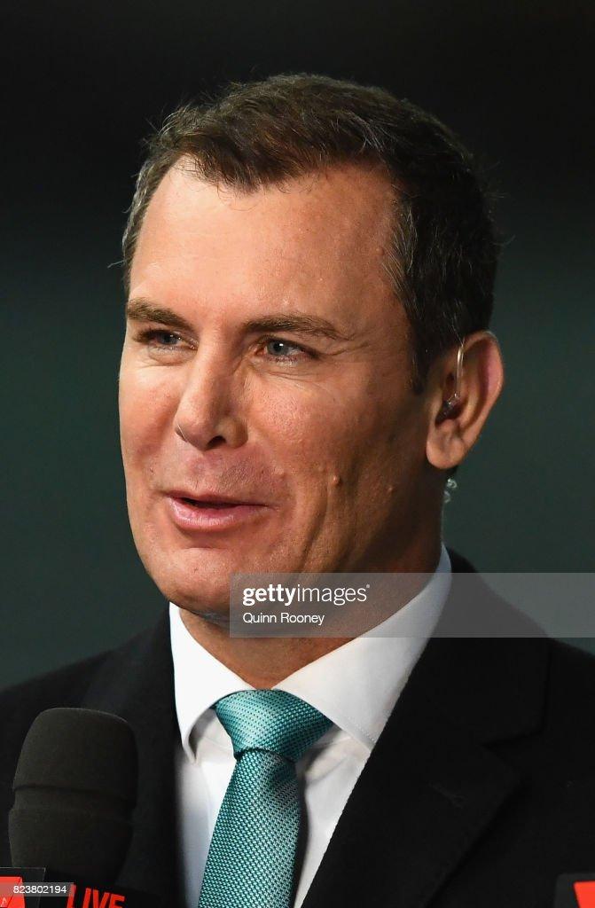 AFL Rd 19 - Hawthorn v Sydney
