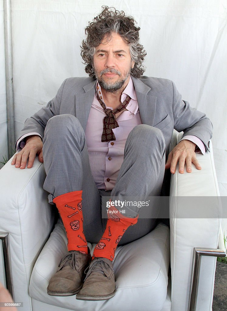 Wayne Coyne attends the 2009 Voodoo Experience at City Park on November 1, 2009 in New Orleans, Louisiana.