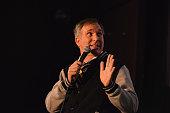 Wayne Federman attends the 4th Annual Wayne Federman International Film Festival at Cinefamily on March 6 2015 in Los Angeles California