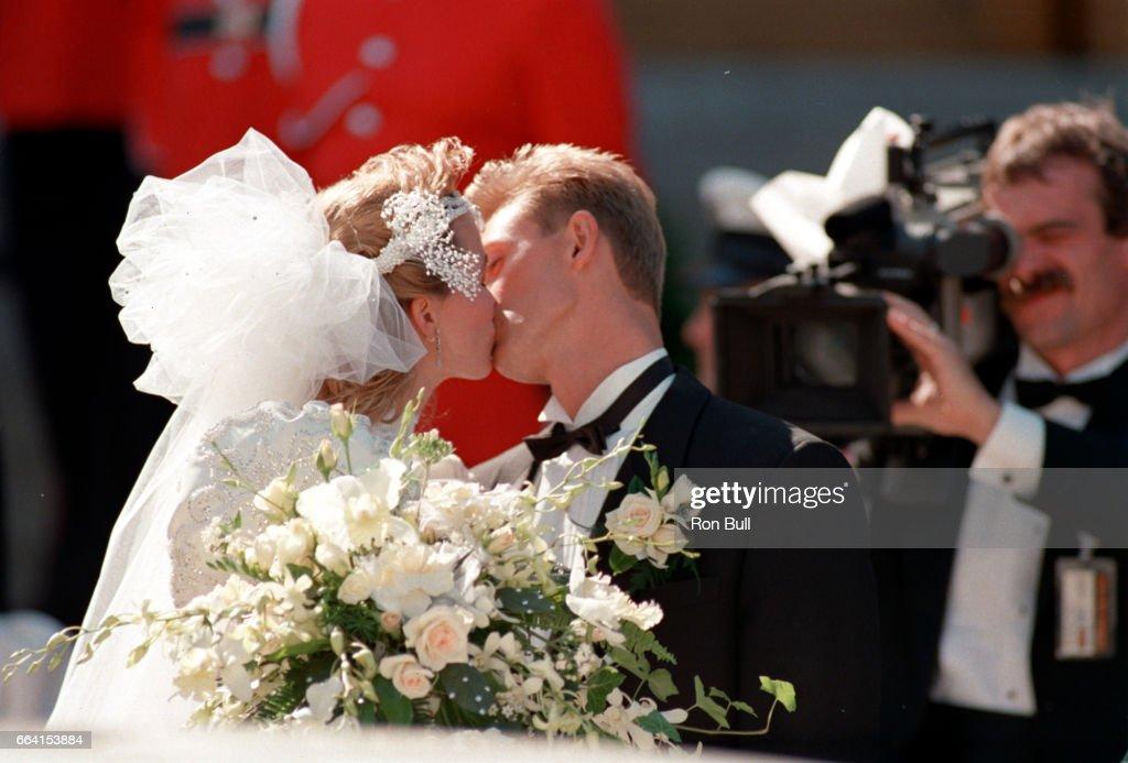 Wayne Gretzky And Janet Jones Marriage