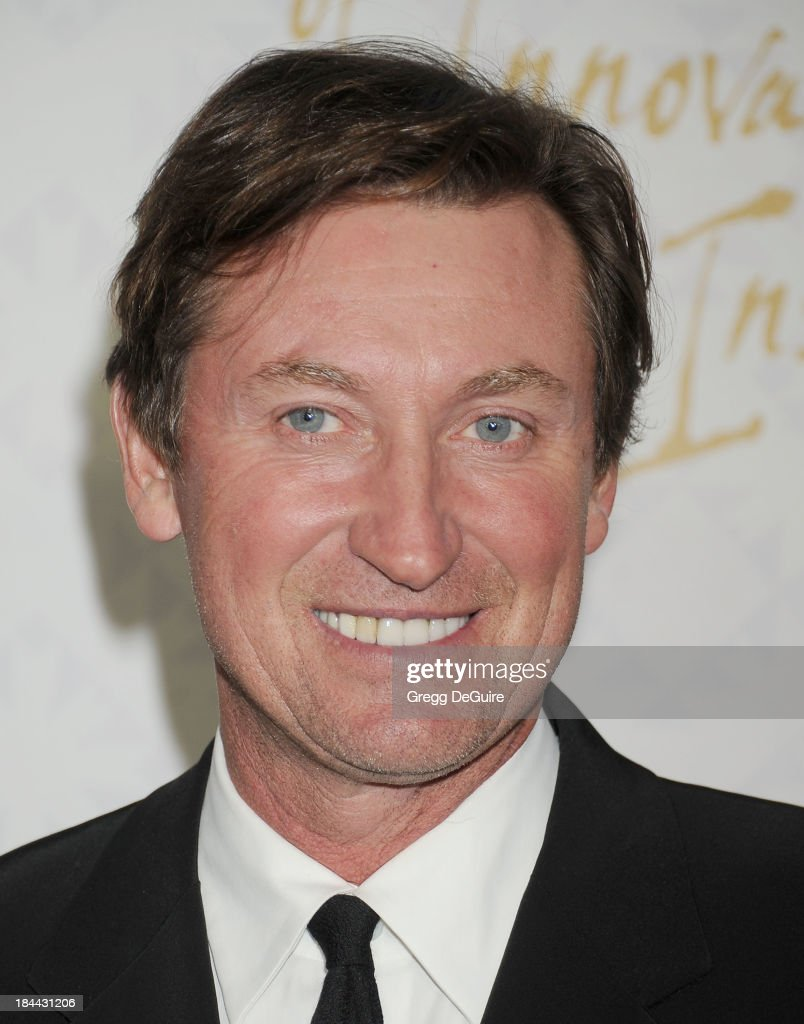<a gi-track='captionPersonalityLinkClicked' href=/galleries/search?phrase=Wayne+Gretzky+-+Ice+Hockey+Player&family=editorial&specificpeople=157520 ng-click='$event.stopPropagation()'>Wayne Gretzky</a> attends the 10th Annual Alfred Mann Foundation Gala at 9900 Wilshire Blvd on October 13, 2013 in Beverly Hills, California.