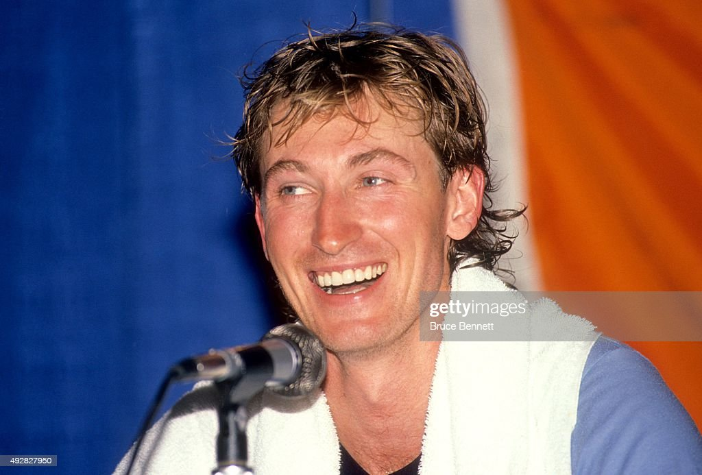 how tall is wayne gretzky