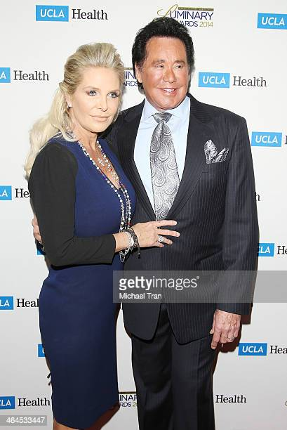 wayne newton wife stock photos and pictures