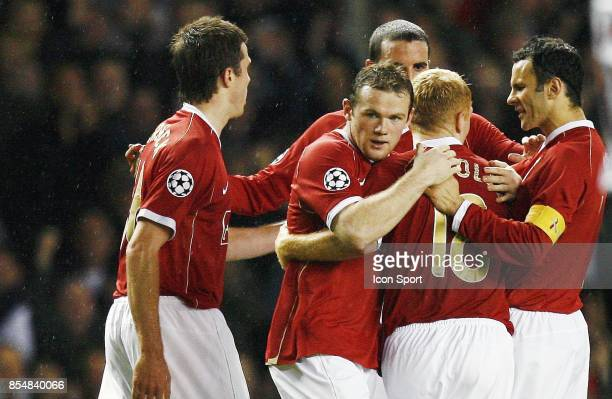 Wayne ROONEY Manchester United / Milan Ac 1/2 finale Champions League