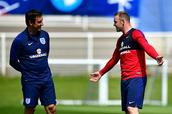 England Training Session - UEFA Euro 2016 : News Photo