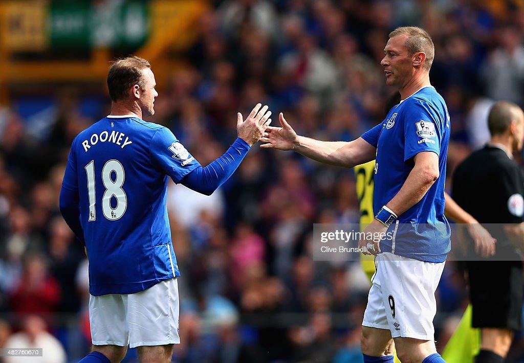 Everton v Villarreal - Pre Season Friendly