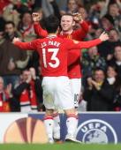 Manchester United FC v Athletic Bilbao - UEFA Europa League Round of 16