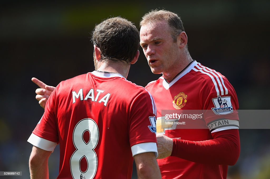 Norwich City v Manchester United - Barclays Premier League : News Photo