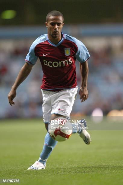 Wayne Routledge Aston Villa