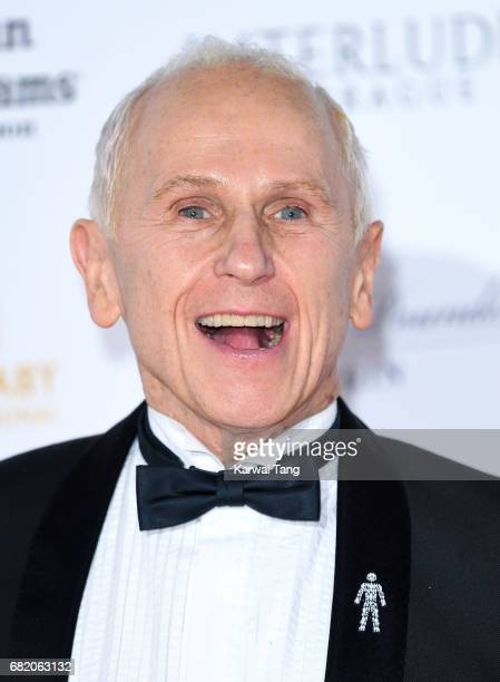 Wayne Sleep attends the World Premiere of 'Interlude In Prague' at Odeon Leicester Square on May 11 2017 in London England