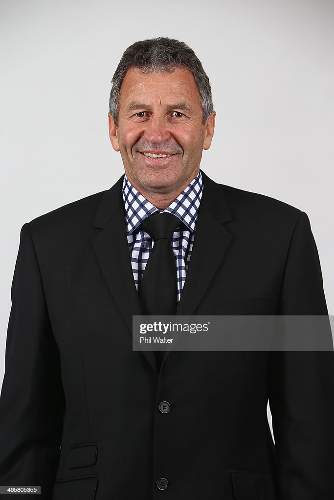 Wayne Smith of the Chiefs poses during a Chiefs Super Rugby headshots session on January 29, 2014 in Hamilton, New Zealand.