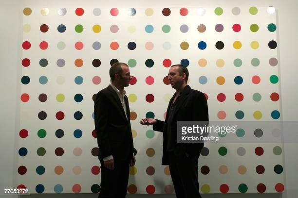 Wayne Tunnicliffe Senior Curator Contemporary Art Art NSW and Jason Smith former Curator Sontemporary Art and current Director of Monash Gallery of...