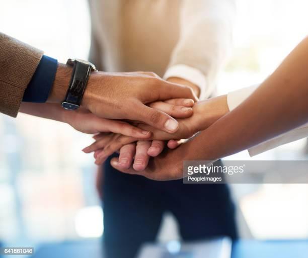 We zijn sterker als we samen als één