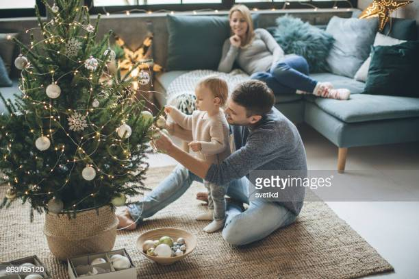 Wir sind bereit für Weihnachten