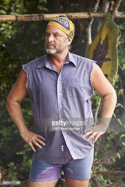 'We Got A Rat' Jeff Varner during the third episode of SURVIVOR Wednesday Oct 7 The new season in Cambodia themed 'Second Chance' features 20...