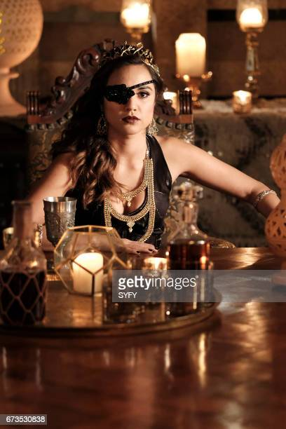 THE MAGICIANS 'We Have Brought You Little Cakes' Episode 213 Pictured Summer Bishil as Margo