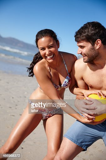 We keep each other on our toes : Stock Photo