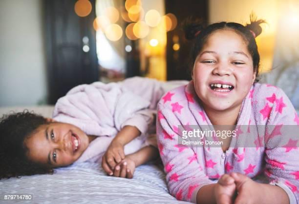Wir wissen, wie man miteinander Lachen machen
