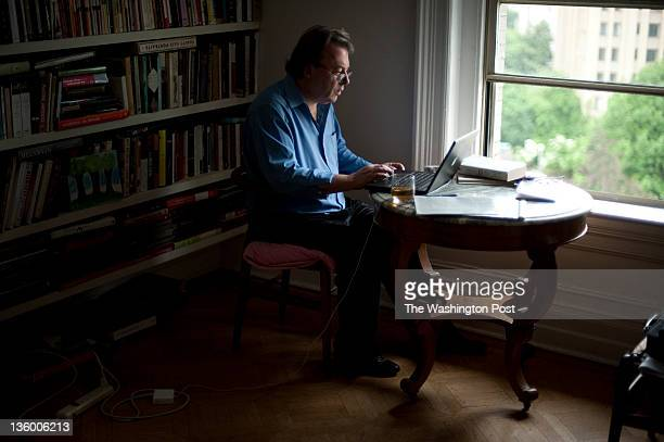 We profile Writer and journalist Christopher Hitchens for a Manuel RoigFranzia profile pegged to the release of his memoir Photos taken on May 17...