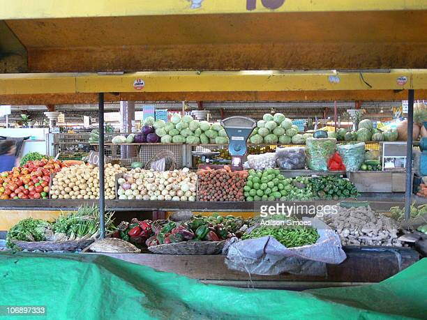 We sell vegetables