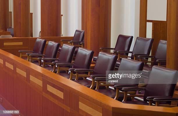 , o júri