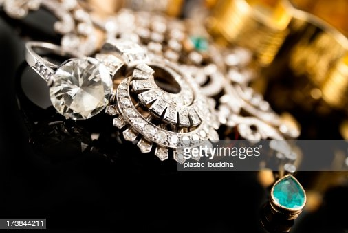 wealth with  jewelry