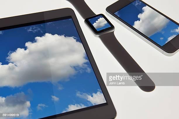 Wearable cloud tech