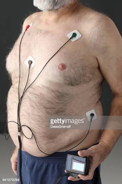 Wearing A Heart Monitor