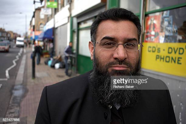 Wearing a long beard of a strict Musilm Anjem Choudary is a deputy and main UK spokesman of the Islamist group alMuhajiroun whose leader Omar Bakri...