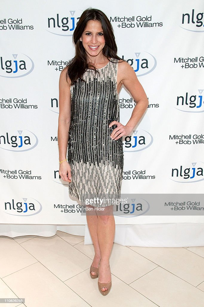 CBS weather anchor Marysol Castro attends the National Lesbian & gay Journalists Association 16th Annual New York benefit at Mitchell Gold & Bob Williams SoHo Store on March 24, 2011 in New York City.